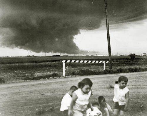 1957 Fargo tornado Tornado History Project 19570620387