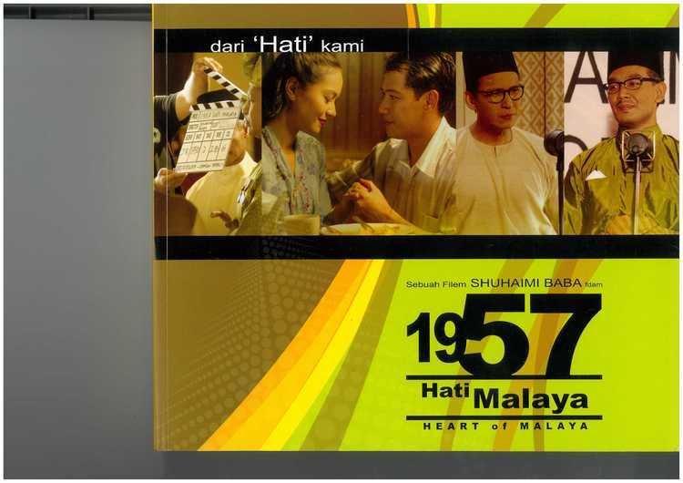 1957: Hati Malaya Mary Martin Booksellers Dari 39Hati39 Kami 1957 Hati Ma