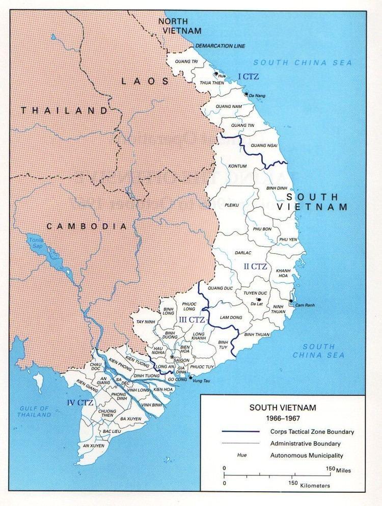 1957 in the Vietnam War