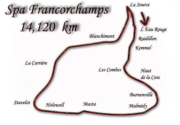 1958 Belgian Grand Prix