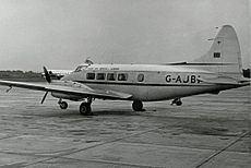 1958 Channel Airways de Havilland DH.104 Dove crash httpsuploadwikimediaorgwikipediacommonsthu
