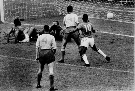 1958 FIFA World Cup 1958 FIFA World Cup Victory for Brazil Young Journalist Academy
