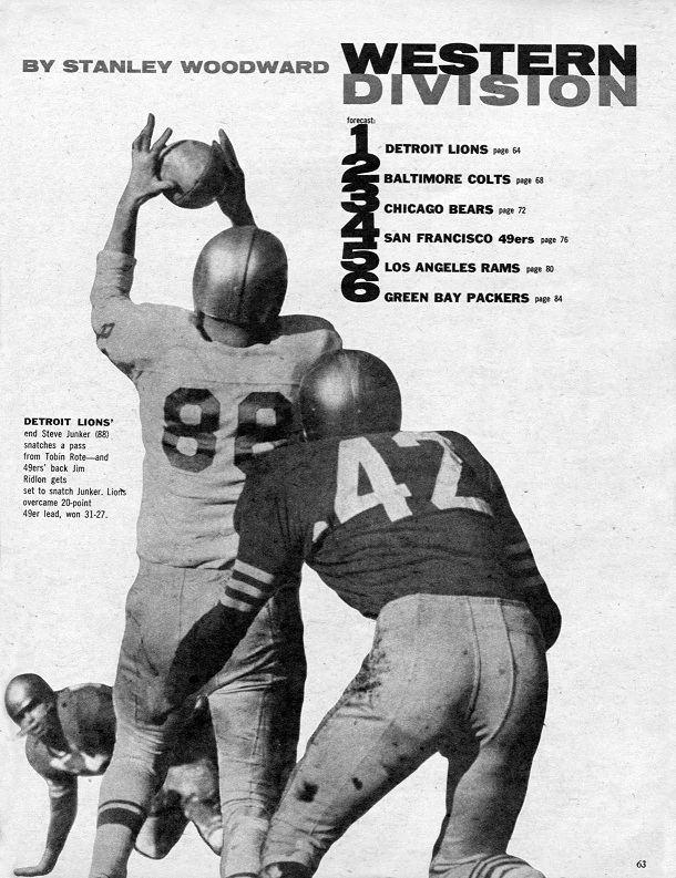 1958 Green Bay Packers season wwwpackershistorynetfilesPACKERS1958PACKERSD