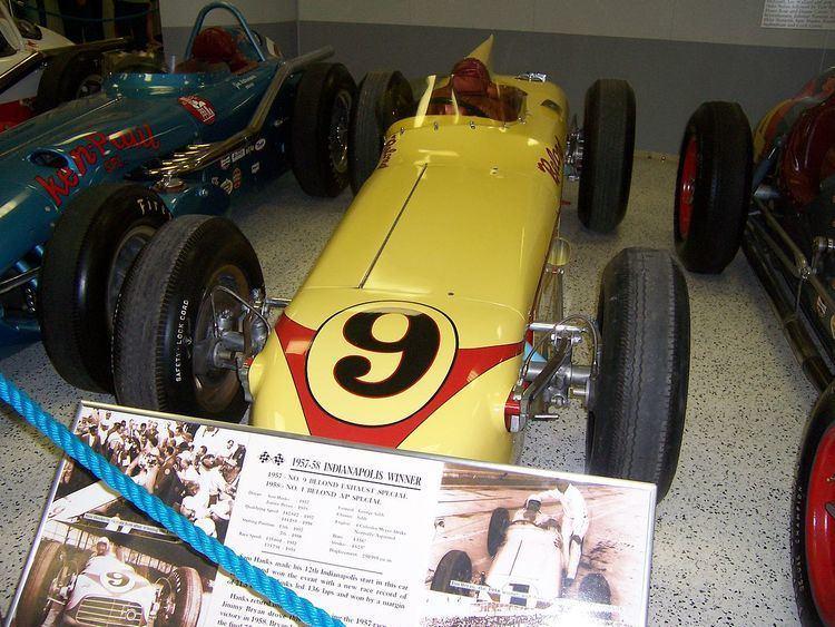 1958 Indianapolis 500