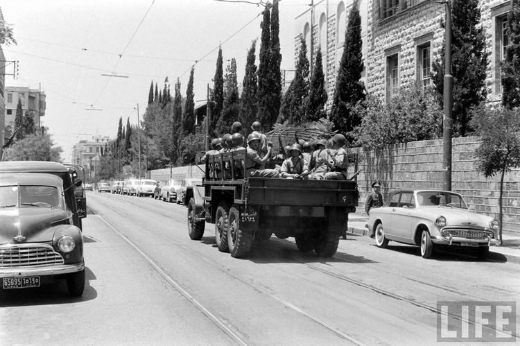 1958 Lebanon crisis Military In the Middle East The blog of ME military hardware