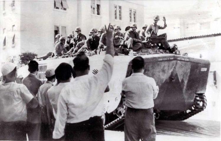 1958 Lebanon crisis 1958 Lebanon Crisis 1 Operation Blue Bat Military In the Middle