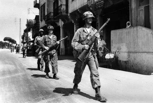 1958 Lebanon crisis Lebanon Government and society history geography Britannicacom