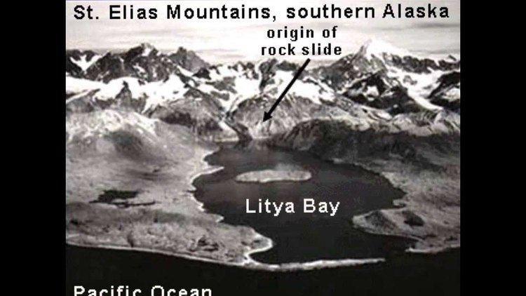 1958 Lituya Bay megatsunami The Lituya Bay MegaTsunami Mia 304 YouTube
