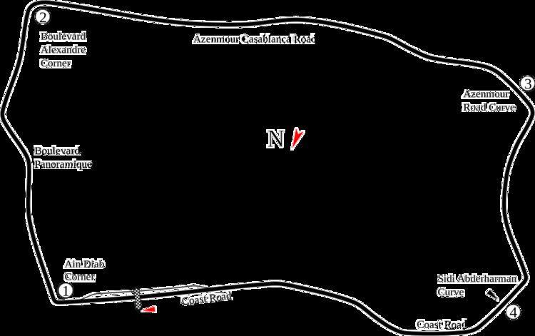 1958 Moroccan Grand Prix