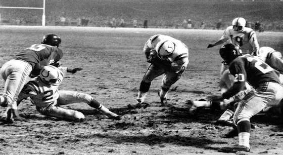 1958 NFL Championship Game 1958 NFL Championship The Greatest NFL Game Ever Played NFL Football