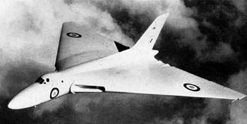 1958 Syerston Avro Vulcan crash httpsuploadwikimediaorgwikipediacommonsthu