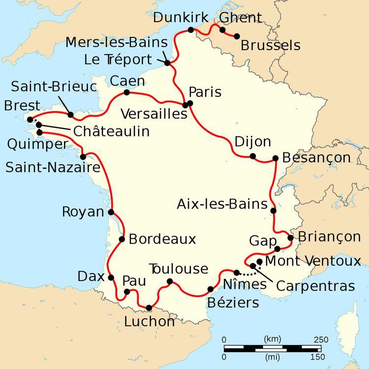 1958 Tour de France