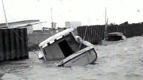 1959 Escuminac disaster CBC Archives