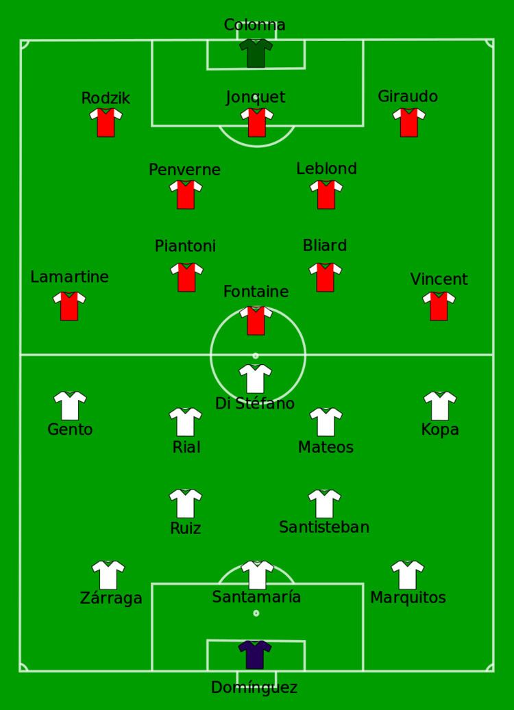 1959 European Cup Final