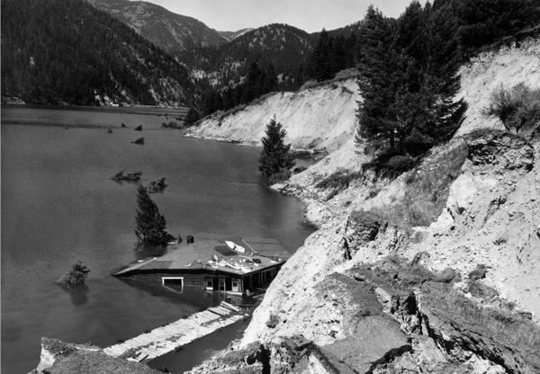 1959 Hebgen Lake earthquake 1959 earthquake in Yellowstone remembered The Denver Post