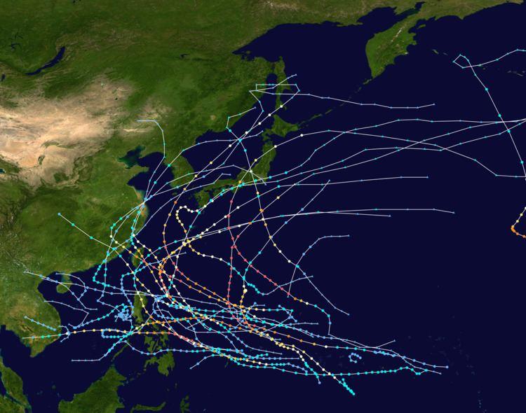 1959 Pacific typhoon season