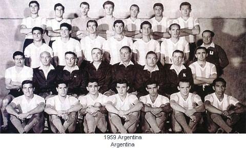 1959 South American Championship (Argentina) wwwfootforevercomCAImagesCAImagesDiaporama