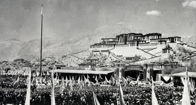 1959 Tibetan uprising Tibetan National Uprising Day What is it about