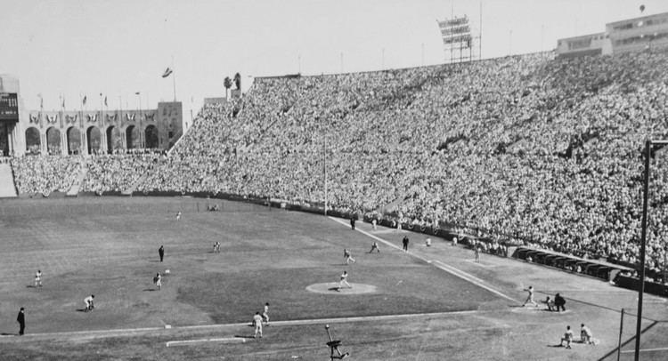 1959 World Series File1959 World Series Los Angeles Memorial Coliseumjpeg