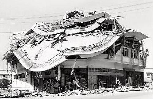 1960 Agadir earthquake On This Day 29 February 1960 Thousands dead in Moroccan