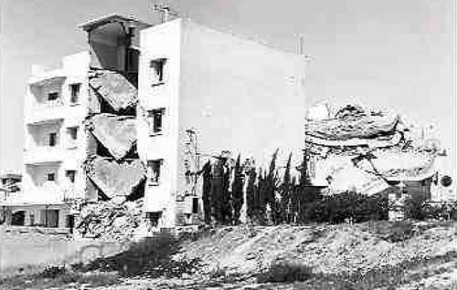 1960 Agadir earthquake Agadir Earthquake 1960 Flickr