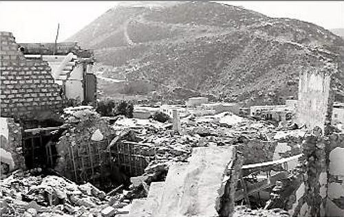 1960 Agadir earthquake httpsc1staticflickrcom540114328103423a6c9