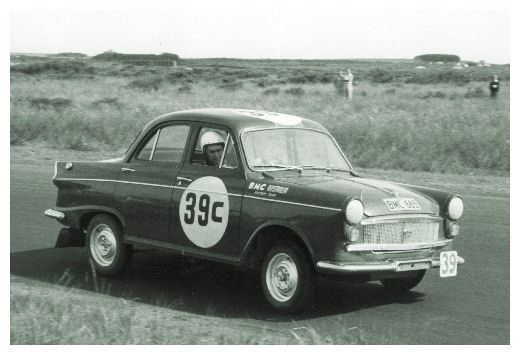 1960 Armstrong 500