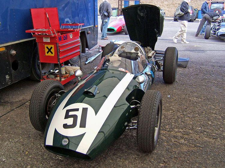 1960 Australian Drivers' Championship