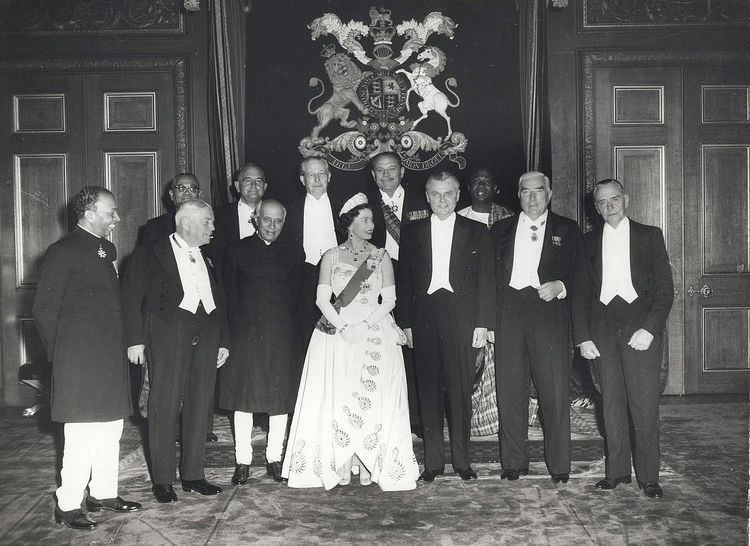 1960 Commonwealth Prime Ministers' Conference