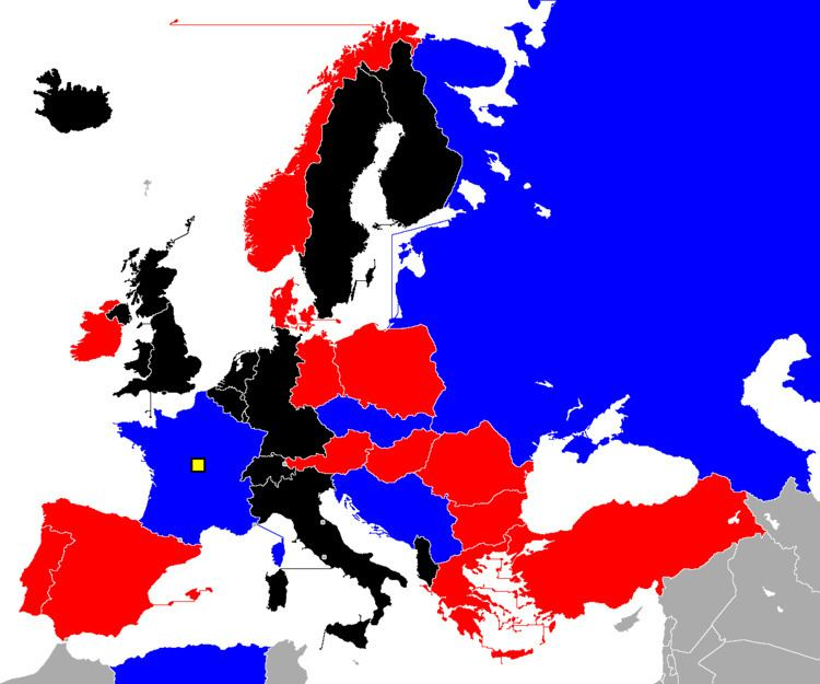 1960 European Nations' Cup qualifying
