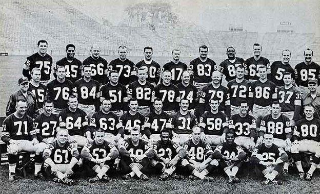 1960 Green Bay Packers season wwwpackershistorynetfilesPACKERS1960PACKERST