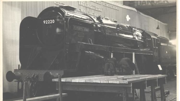 1960 in rail transport