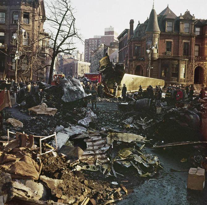 1960 New York mid-air collision mediasilivecomlatestnewsphotomidaircollisio
