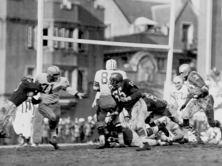 1960 NFL Championship Game Eagles39 Meeting With Packers in 1960 Was an NFL Turning Point