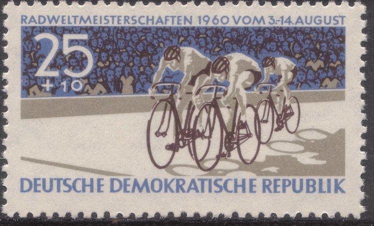 1960 UCI Track Cycling World Championships