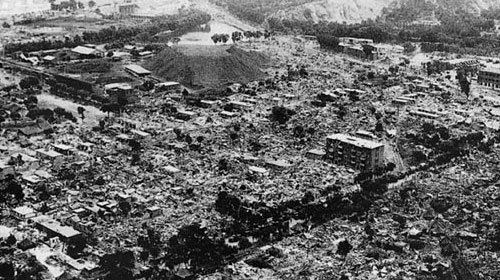1960 Valdivia earthquake See Plus August 2011