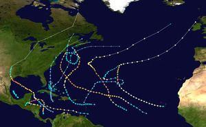 1961 Atlantic hurricane season httpsuploadwikimediaorgwikipediacommonsthu