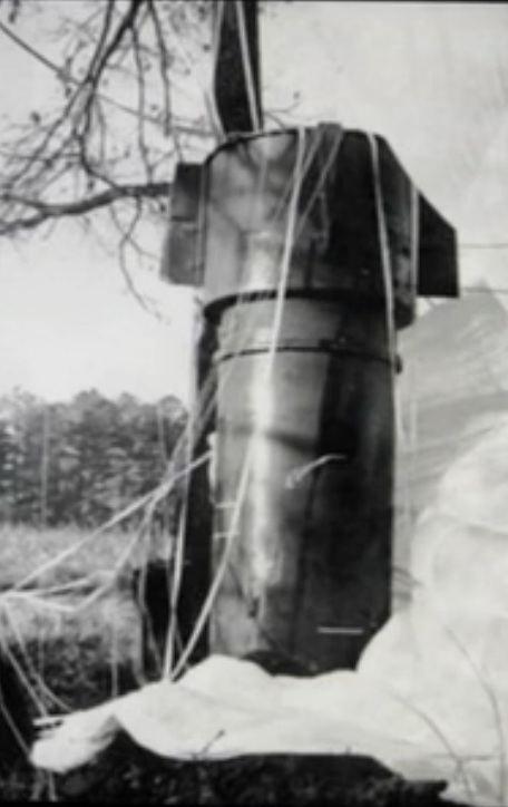 1961 Goldsboro B-52 crash 1961 Goldsboro B52 crash Wikipedia