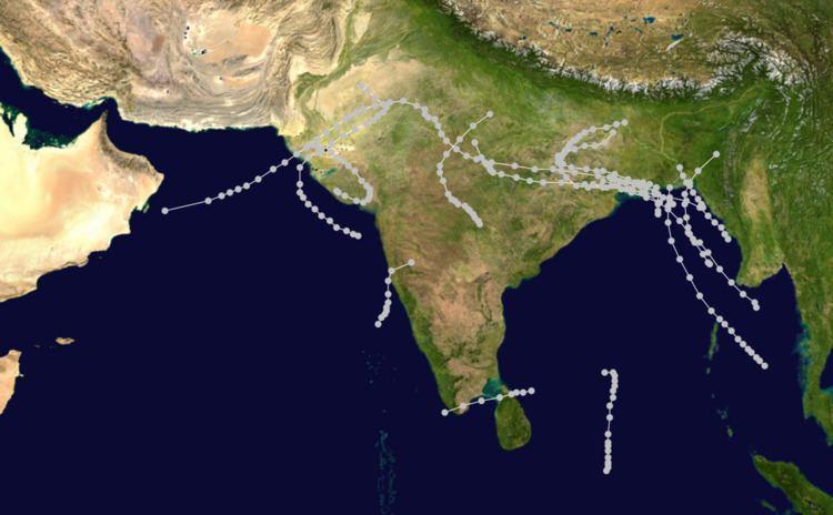 1961 North Indian Ocean cyclone season