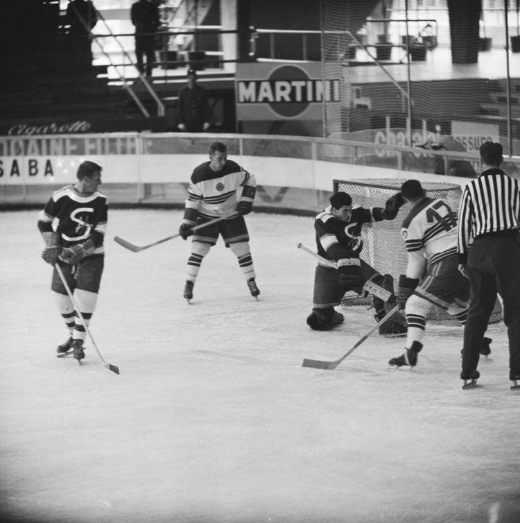 1961 World Ice Hockey Championships