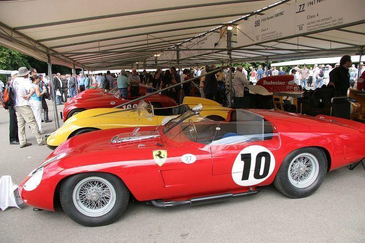 1961 World Sportscar Championship