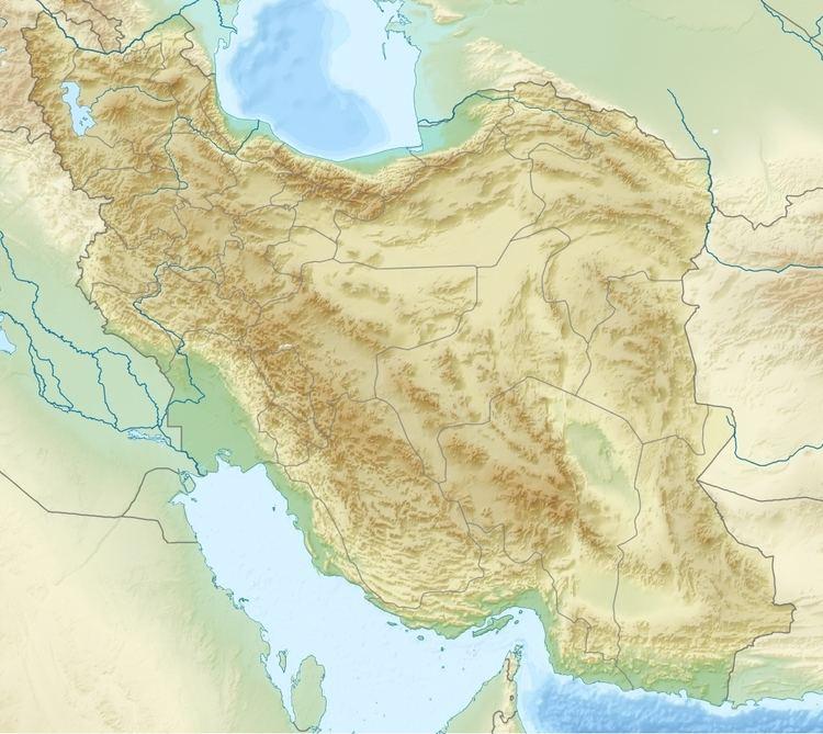 1962 Buin Zahra earthquake
