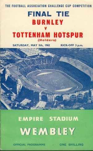 1962 FA Cup Final cdnfansidedcomwpcontentblogsdir208files20