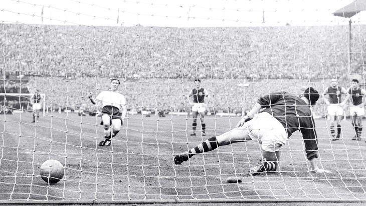 1962 FA Cup Final TheLongsidecouk Ten Burnley defeats that really hurt