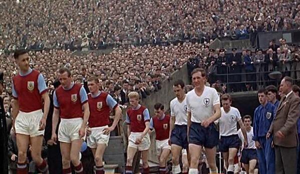 1962 FA Cup Final Fa cup final 1962 cadillac