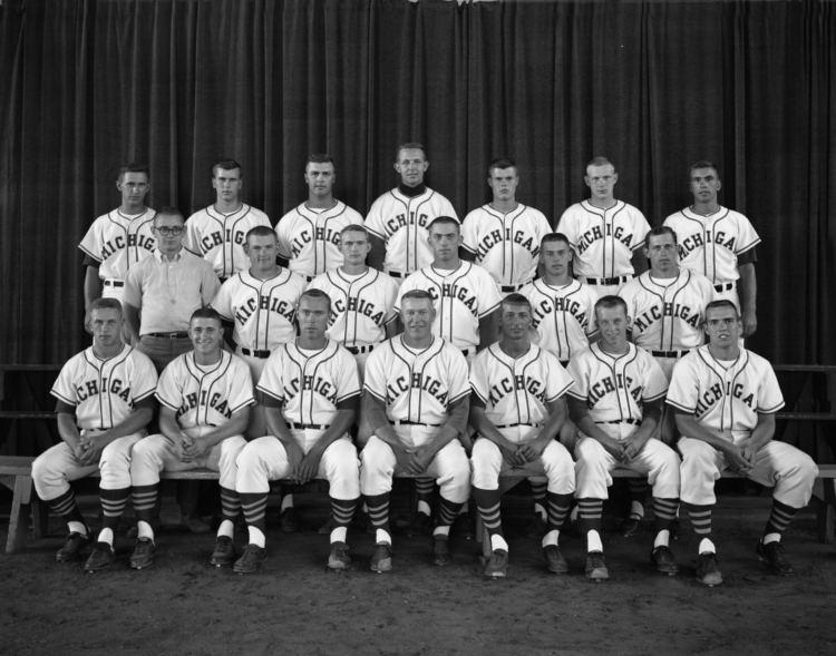 1962 Michigan Wolverines baseball team