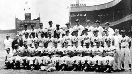 1962 New York Mets season Losing Less The 1962 New York Mets Way Pushing on the Doors of
