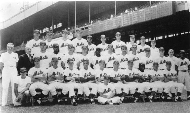 1962 New York Mets season Mark Tomasik The 1962 expansion New York Mets were losers but were