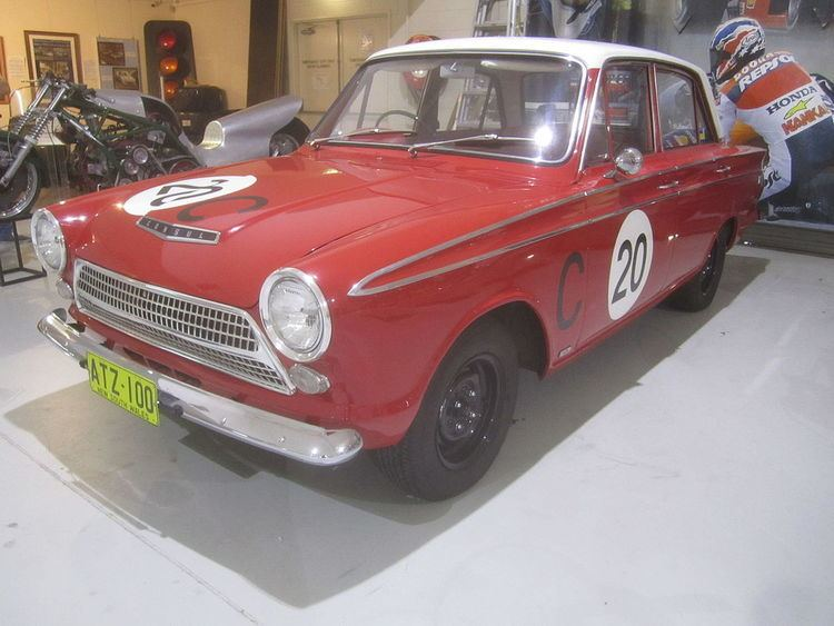 1963 Armstrong 500