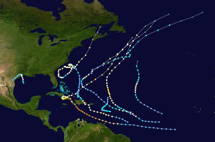 1963 Atlantic hurricane season